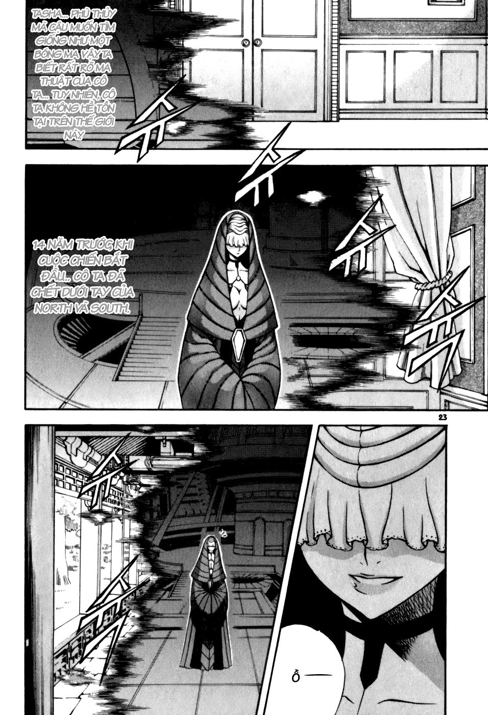 Witch Hunter – Thợ Săn Phù Thủy chap 17 Trang 24 - Mangak.info
