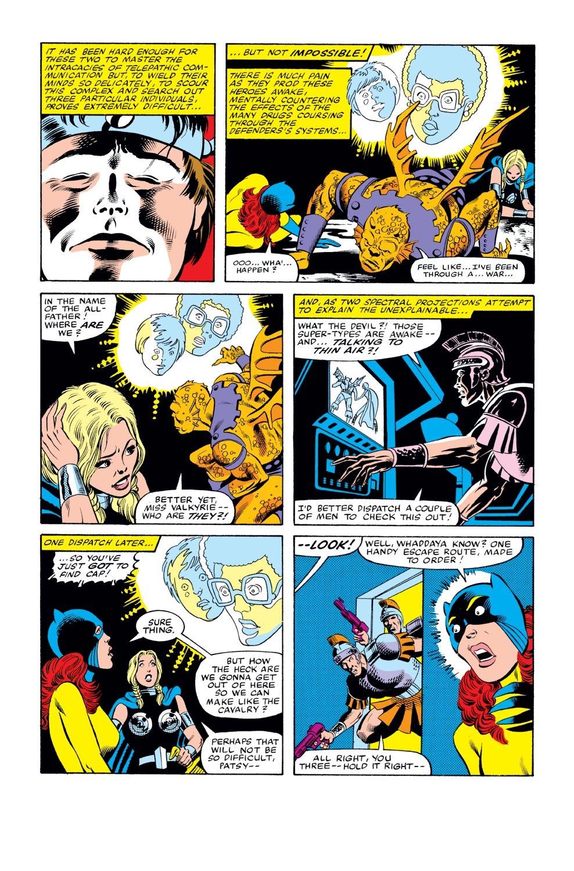 Captain America (1968) Issue #268 #183 - English 17