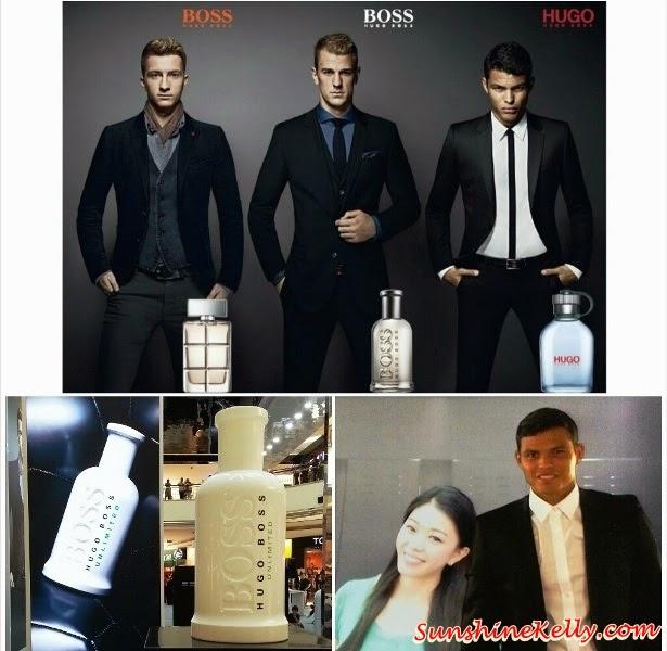 HUGO BOSS Parfums Success Beyond The Game, HUGO BOSS Parfums, hugo boss, Success Beyond The Game, joe hart, BOSS BOTTLED, Thiago Silva, HUGO MAN, Marco Reus, BOSS ORANGE MAN, hugo boss fragrance price list
