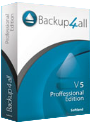 Backup4all Professional 5.0 Build 389