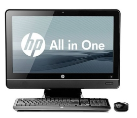 HP Launches New Compaq 8200 Elite All-In-One PC