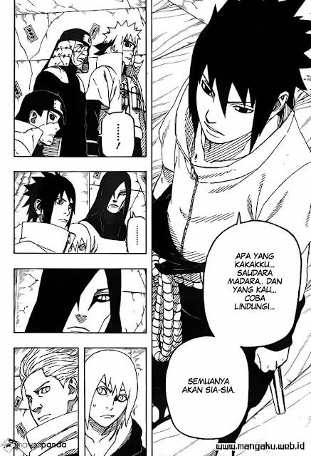 Komik Naruto 627 Bahasa Indonesia halaman 2