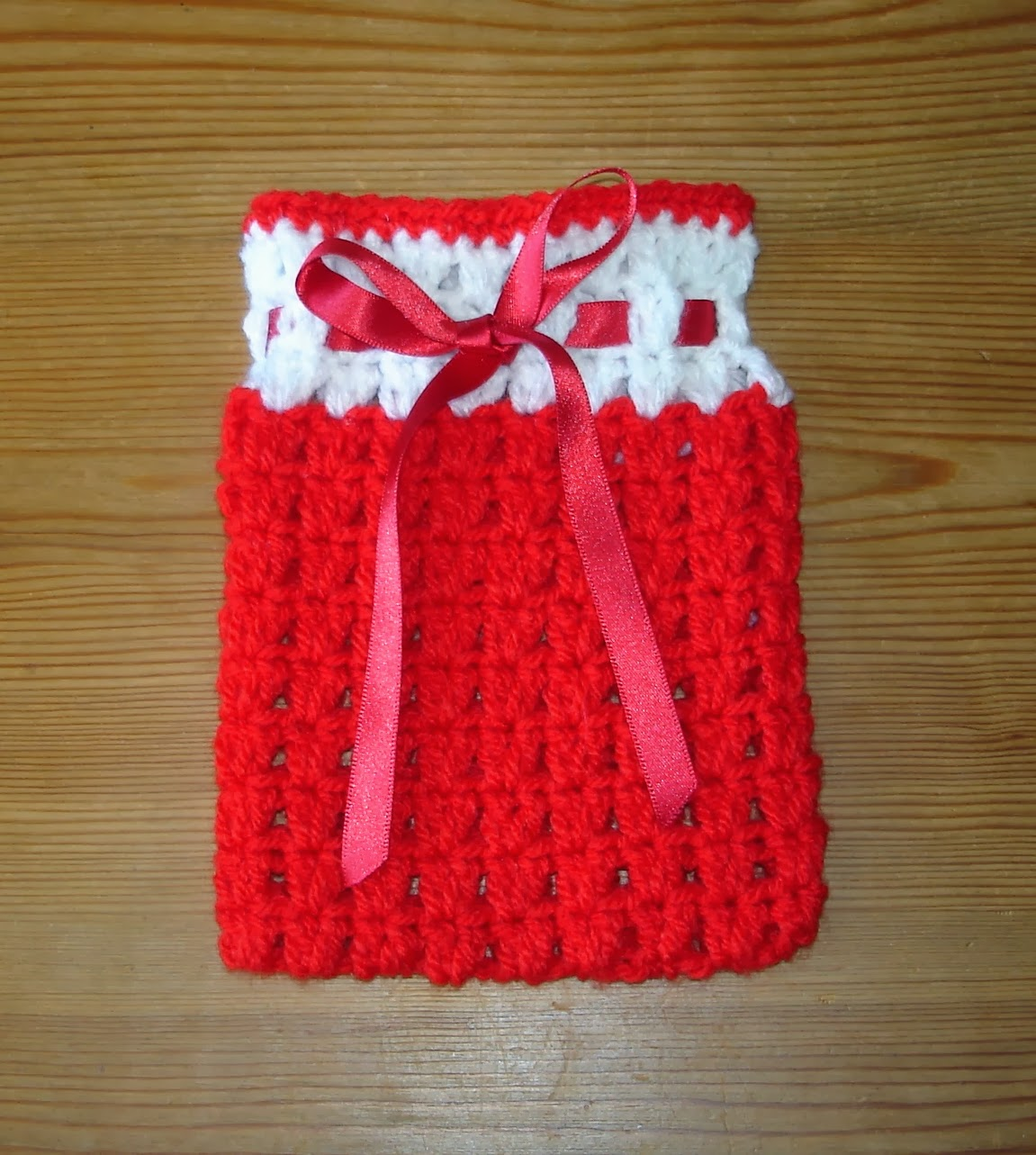 Crocheting Gifts Ideas : Crochet Gift Bags Crochet Ideas Pinterest