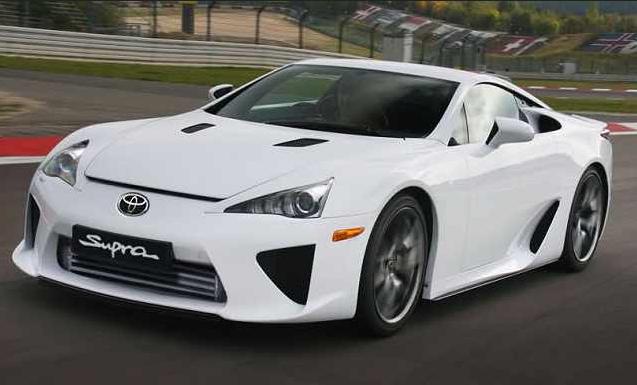 2016 Toyota Supra Specs Drisoprint