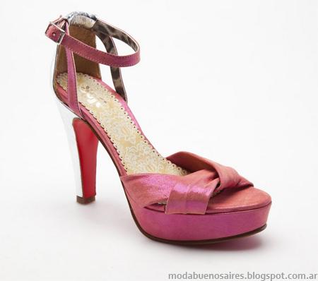 Sofi Martiré primavera verano 2013. Zapatos de fiesta.