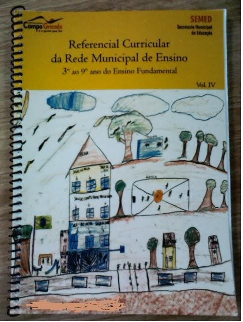 REFERENCIAL CURRIICULAR - LÍNGUA PORTUGUESA - 6º AO 9º ANO