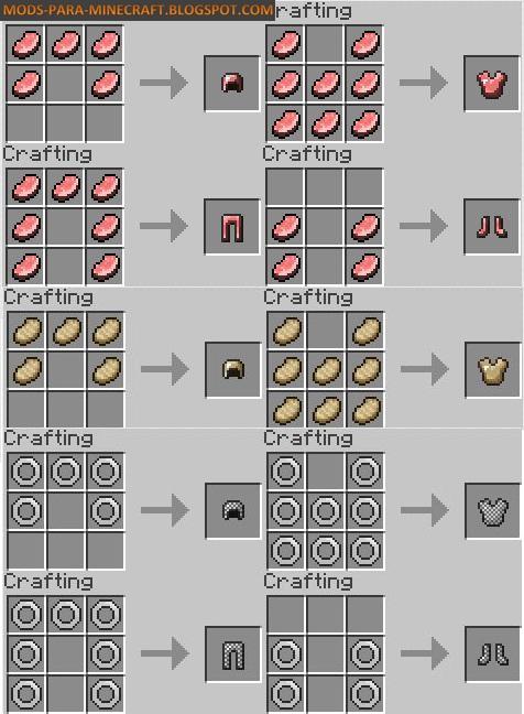 Как сделать в minecraft перо