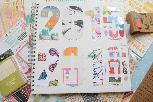 September Scrapbooking Tips For Scrapbooking From A Beginner