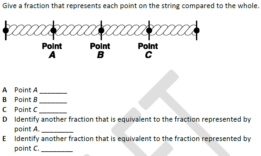 Common Core Math Library Sample Questions Highlight Common Core