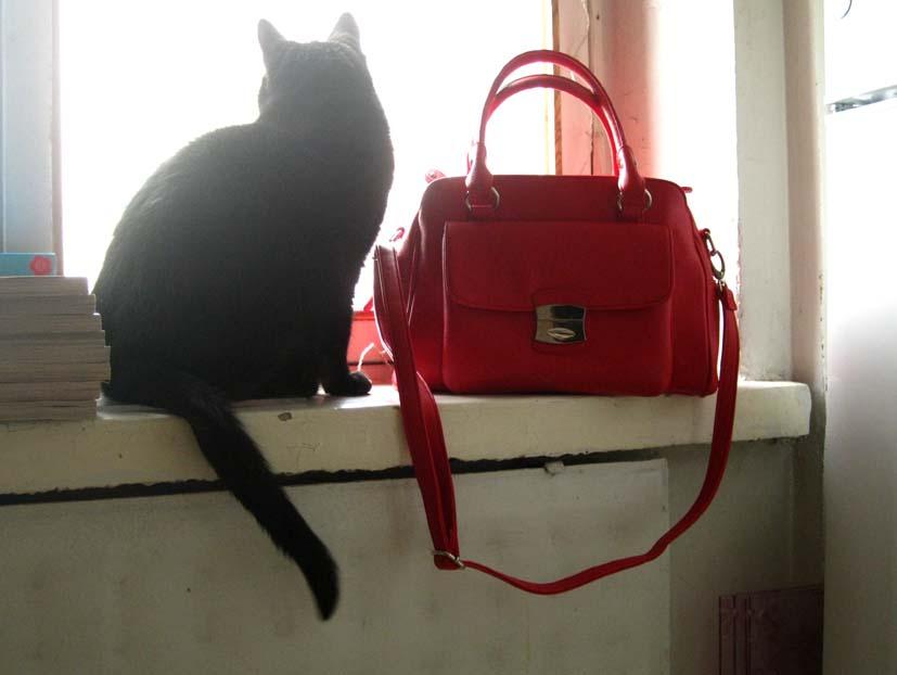 Puma Laukku Punainen : Blandad punainen laukku