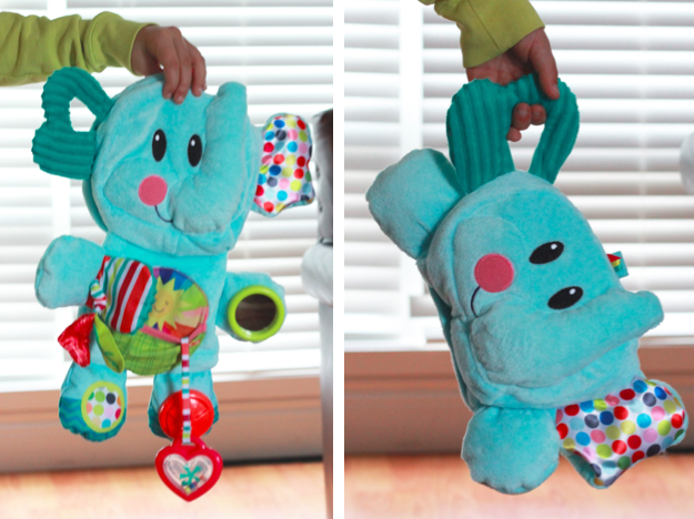 PLAYSKOOL Play, Stow and Go Giveaway