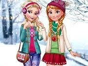 Frozen Winter Trends