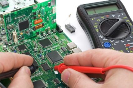 Spa Component Repair