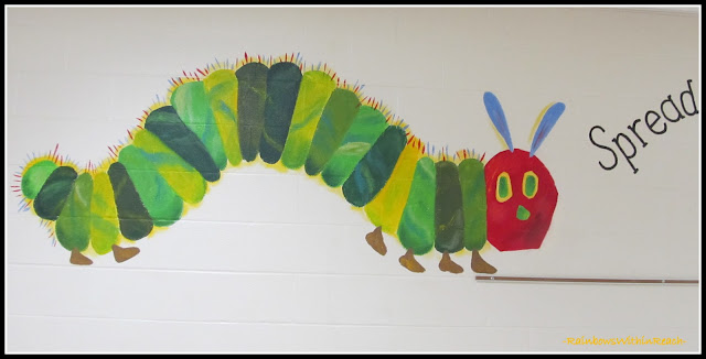 for Eric carle mural