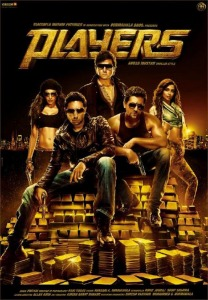 Players (2012) Hindi Movie Watch Online