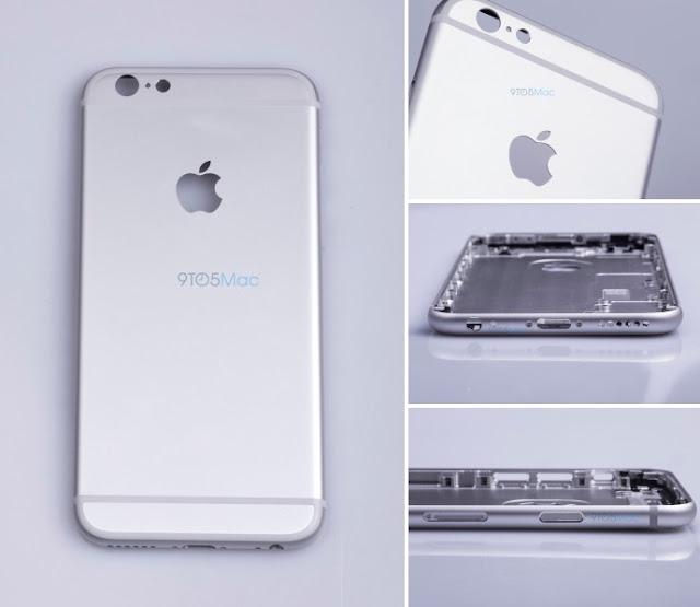 iPhone 6S exterior