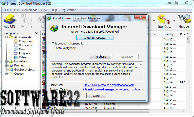 idm crack and patch zip file