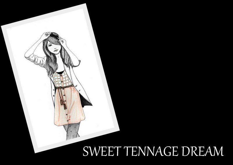 Sweet Tennage Dream  >>>