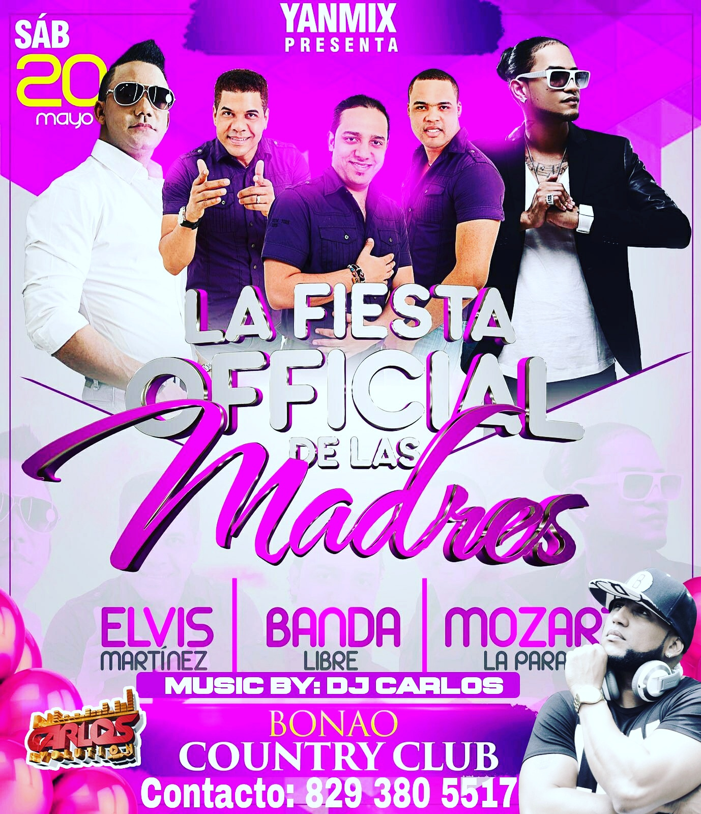 Fiesta Madres