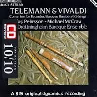Drottningholm Baroque - Telemann & Vivaldi