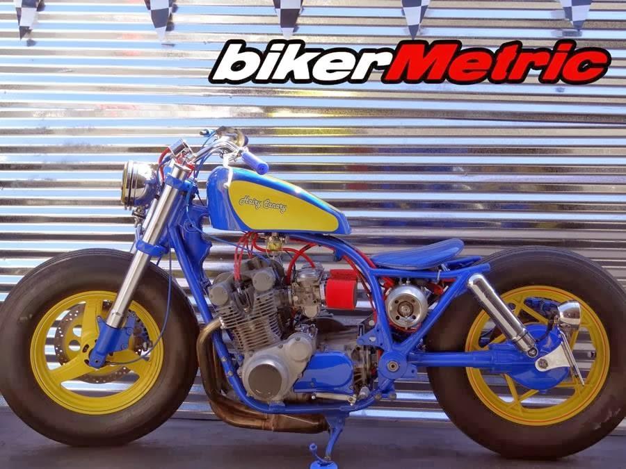 Biker Metric