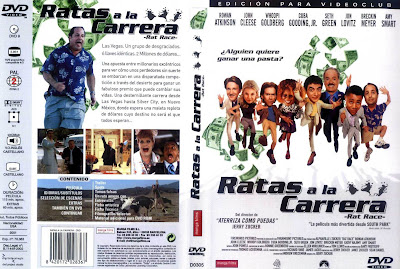 Ratas a la carrera | 2001 | Rat Race