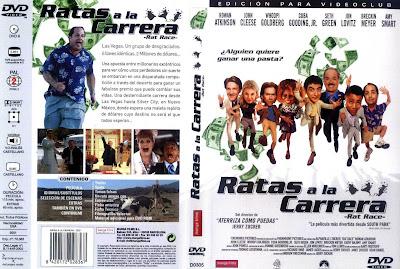 Ratas a la carrera | 2001 | Rat Race