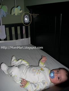 MobiCam Digital DL set up in nursery