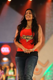 Charmee Kaur in Jeans Spicy Pics at CCL