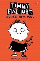 bookcover of TIMMY FAILURE  by Stephan Pastis