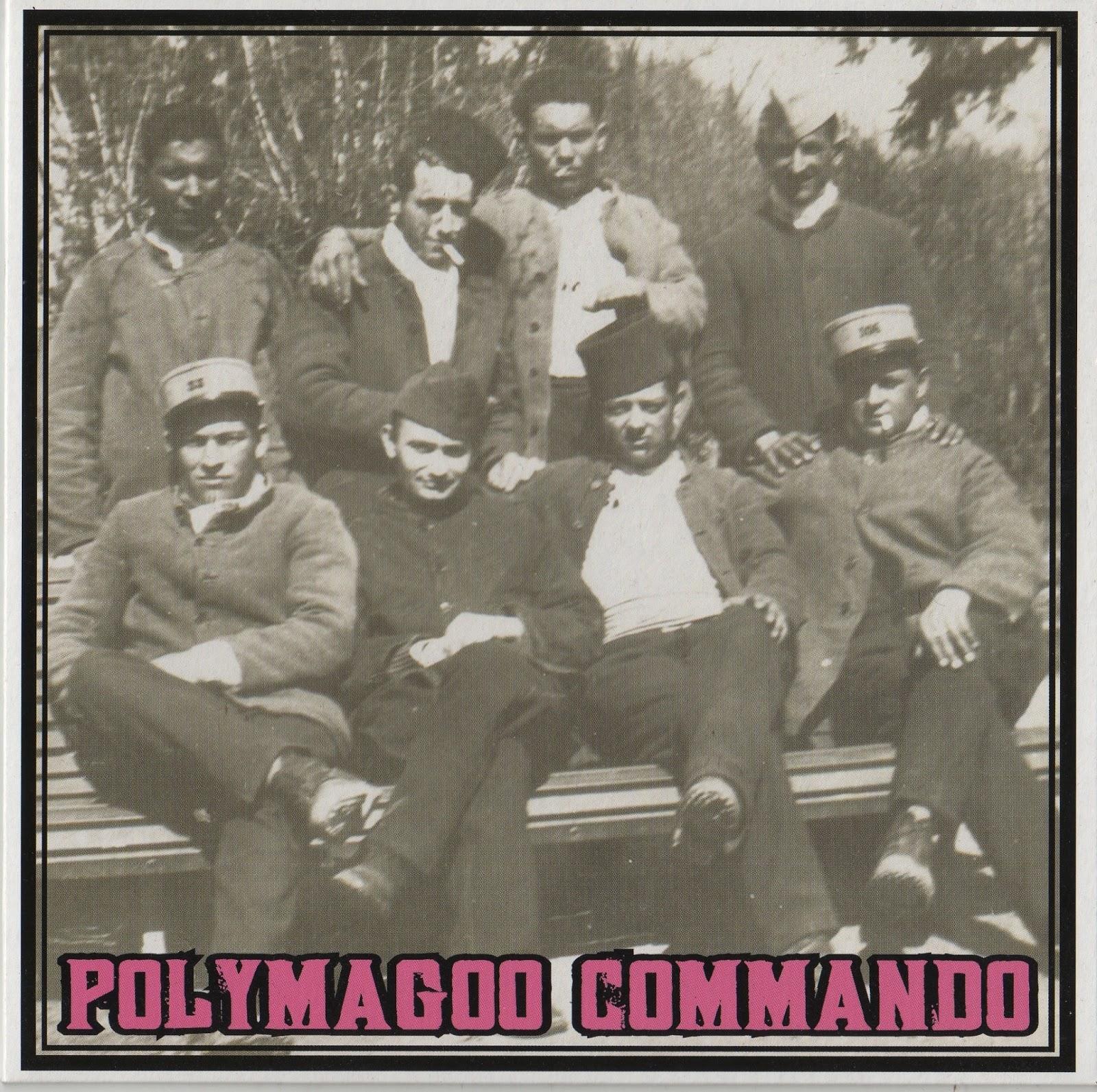 Polymagoo Commando - Approche Thérapeutik D'Une Société Incestueuse