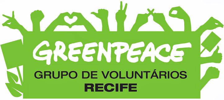 Greenpeace |  Grupo de Voluntários | Recife