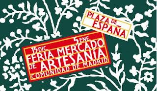 Mercado de Artesanía de la Comunidad de Madrid 2013