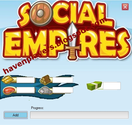 Social Empires Hack and Cheat Download