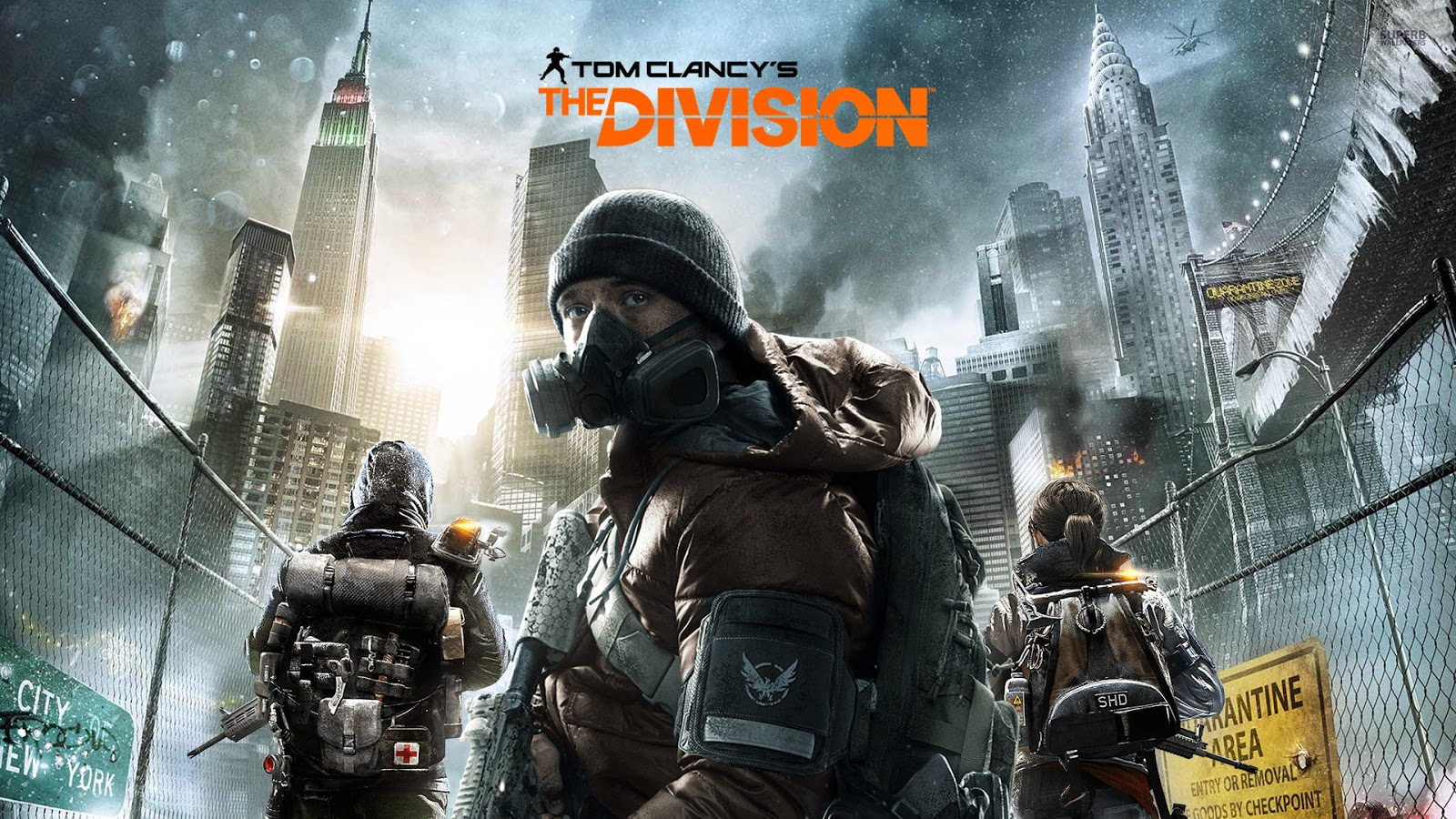 Tom Clancy's The Division, release date TBA 2015