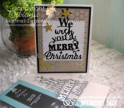 2 Christmas Card Versions using the Same Color Combo supplies