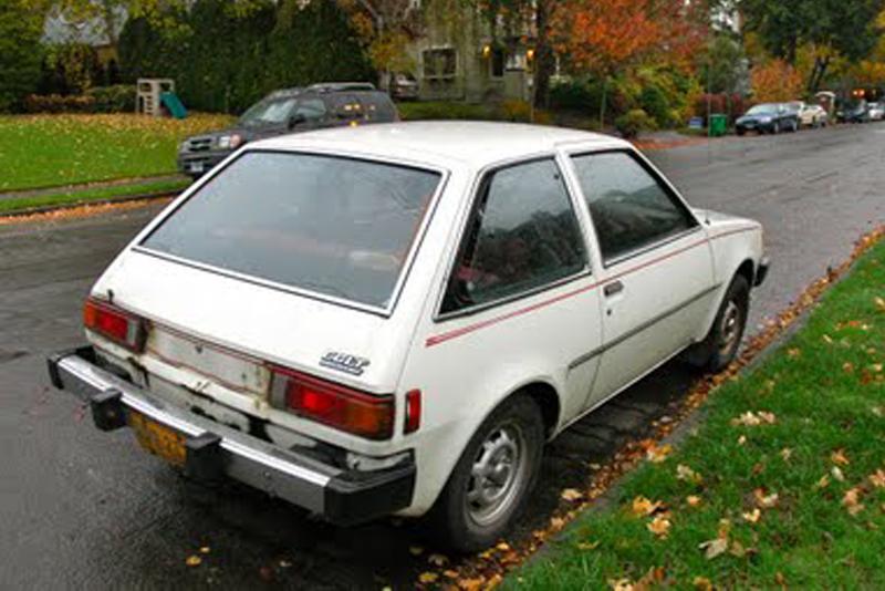 Automotive database mitsubishi mirage 1983 mitsubishi mirage 3 door hatcback rear view fandeluxe Images