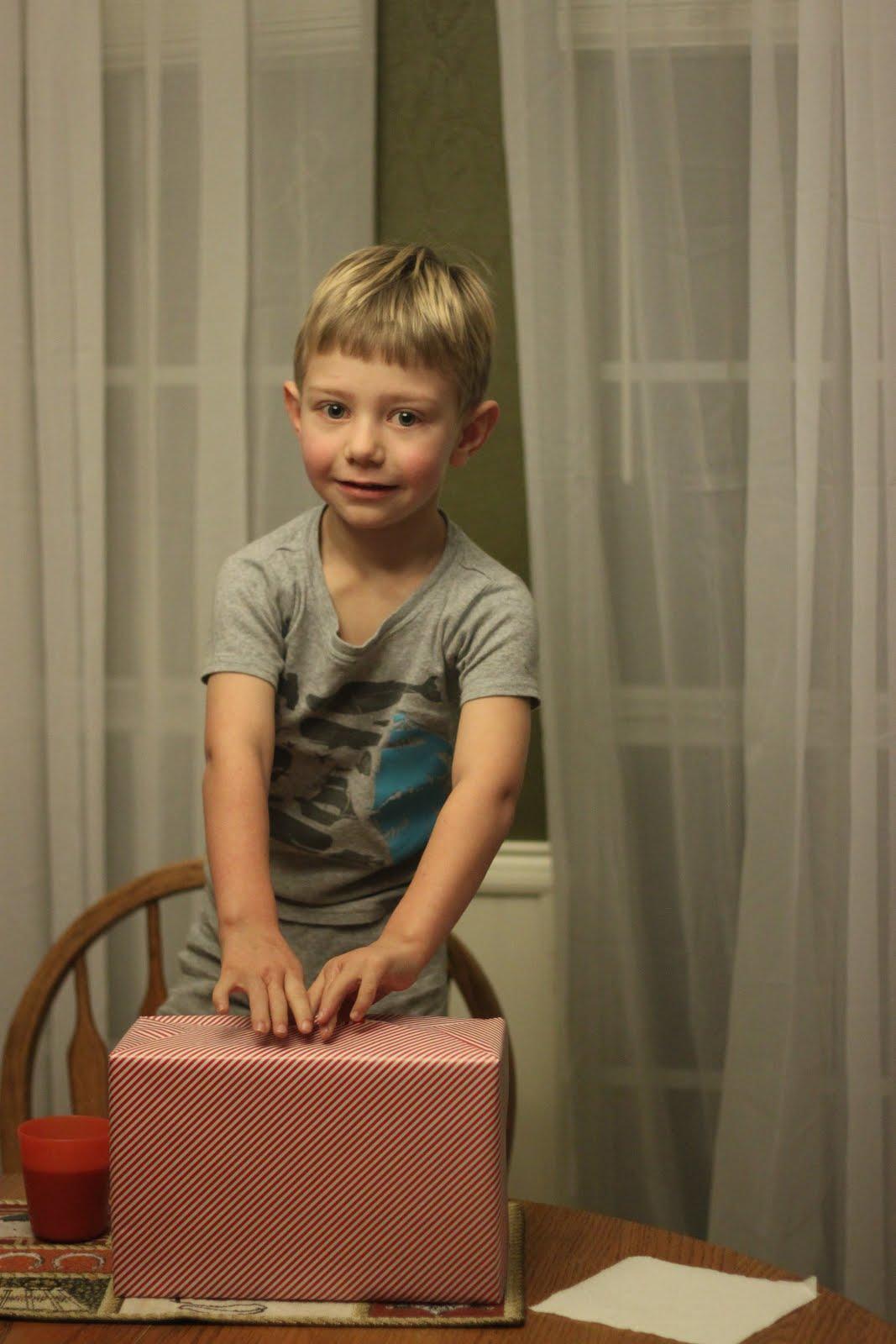 Jason at 6