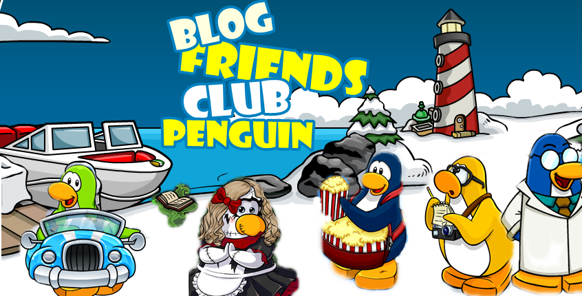 Blog Friends Club Penguin