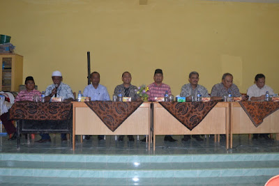UIN Sumut Sosialisasikan Penerimaan Mahasiswa Baru di MAN Tanjungbalai