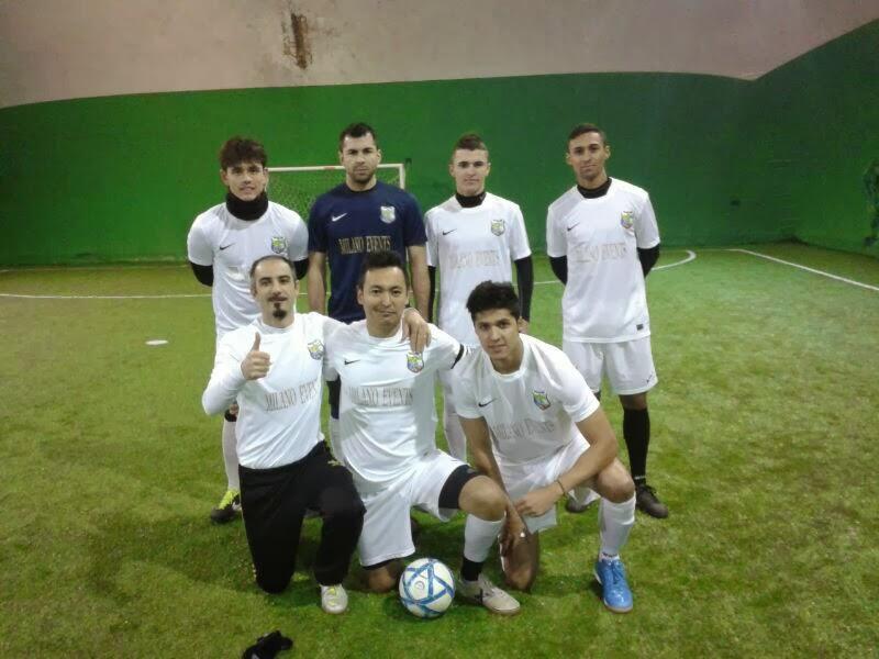 Rosa Christmas Cup 2013