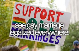 i want to see legal gay marriage everywhere