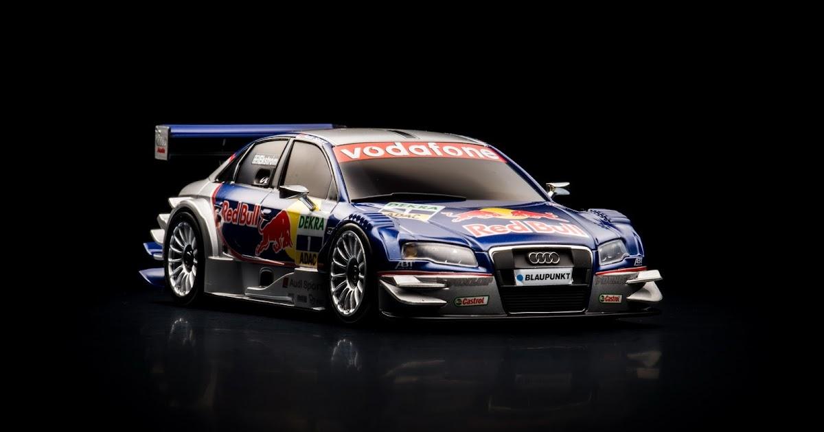 Autoscale Studio オートスケール・スタジオ Mzx313ta Audi A4 Dtm 2005