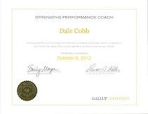 Certified Strengthsfinder Coach