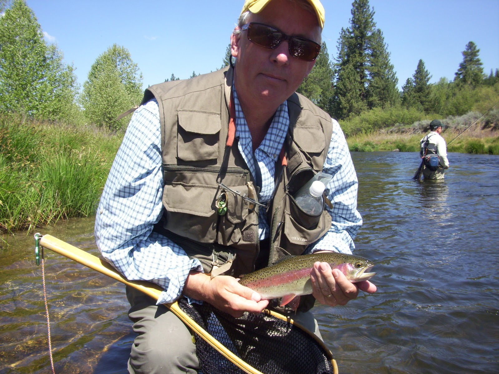 Northern Sierra Fly Fishing Mid Summer Report