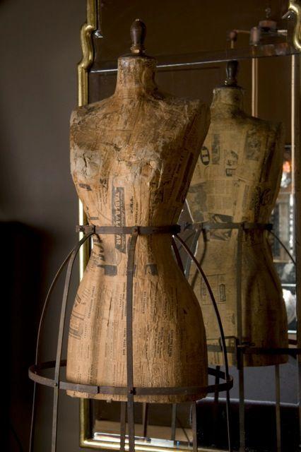 Buy antique dress form