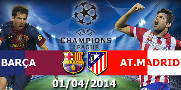 InfoDeportiva - REPETICION, FC BARCELONA VS ATLETICO MADRID, DIFERIDO, ONLINE, REPLAY, VIDEOS