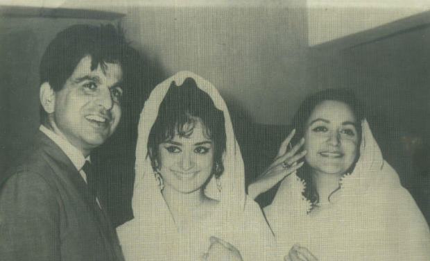 Dilip Kumar Affairs Marriages Life