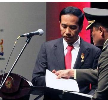 Pidato Jokowi di Acara Menuai Banyak Pujian, Ternyata Ini Pembuat Pidato Itu