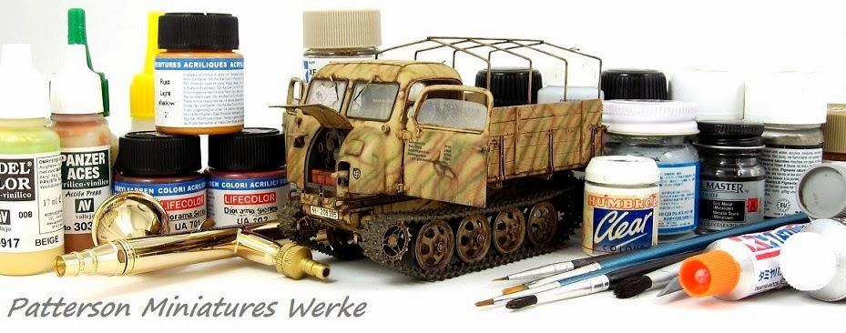 Patterson Miniatures Werke